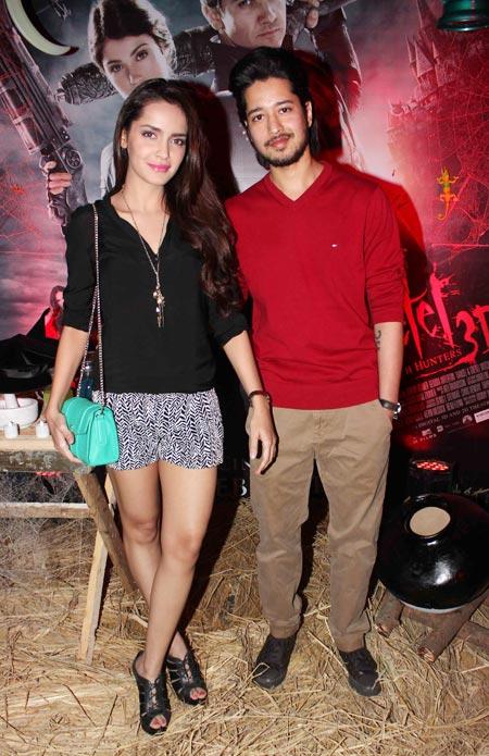 Shazhan Padamsee and Rajat Barmecha