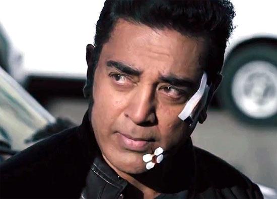 Kamal Haasan in Vishwaroop