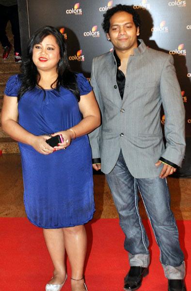 Bharti Singh and Savio Barnes