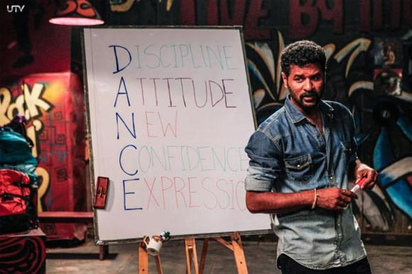 Prabhu Deva in Anybody Can Dance
