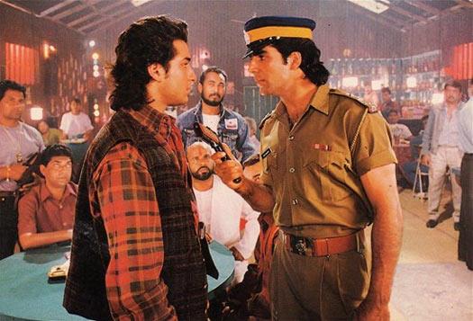 Akshay Kumar with Saif Ali Khan in Keemat