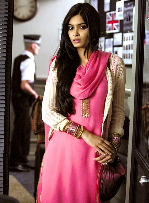 Diana Penty in Cocktail