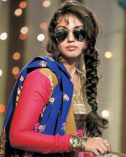 Huma Qureshi in Huma Qureshi, Gangs of Wasseypur