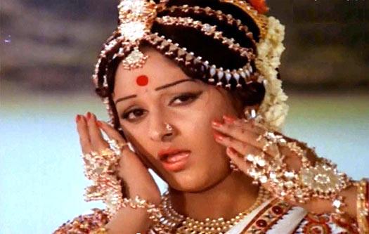 Jaya Prada in Sargam
