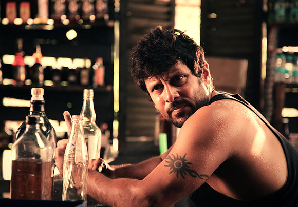 Vikram in David