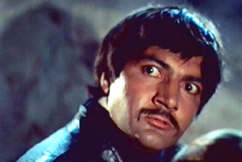 Prem Chopra in Purab Aur Paschim