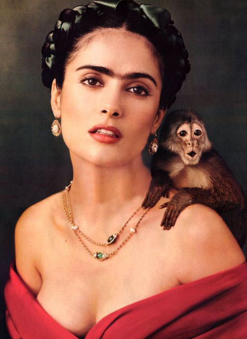 Salma Hayek in Frida