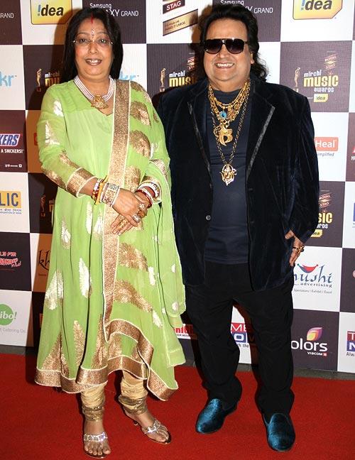 Bappi and Chitrani Lahiri
