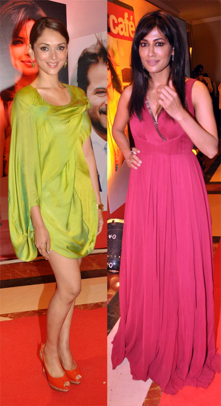 Aditi Rao and Chitrangada Singh