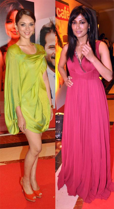 Aditi Rao and Chitrangada Singh