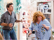 A scene from Identity Thief