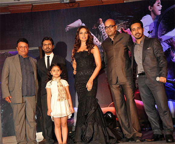 Kumar Mangat, Nawazuddin Siddiqui, Doyel Dhawan, Bipasha Basu, Suparn Verma and Abhishek Pathak