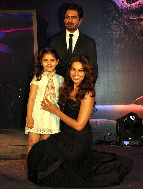 Doyel Dhawan, Nawazuddin Siddiqui and Bipasha Basu