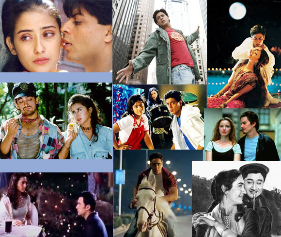 A guide to EVERYTHING about romance, <I>filmi</I> style!