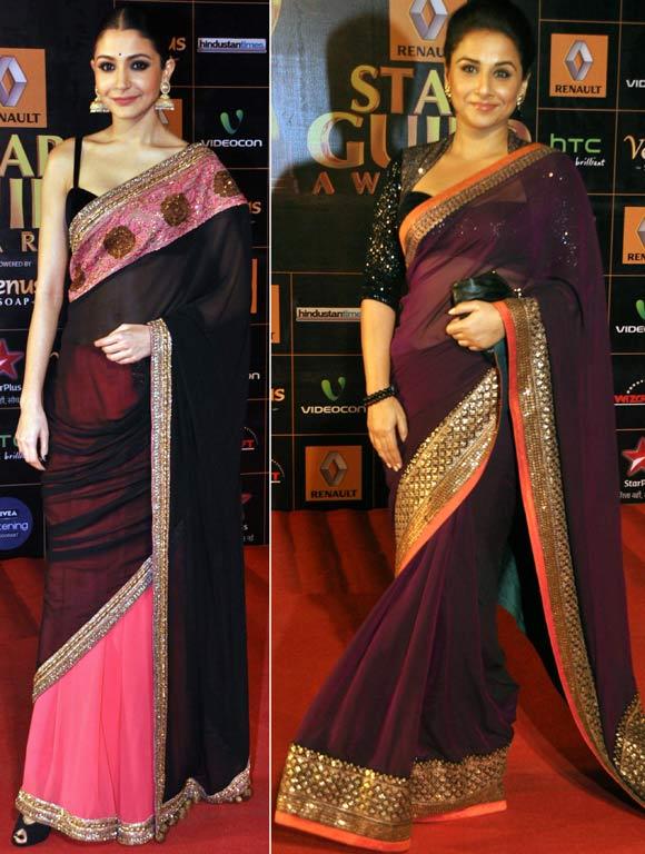 Anushka Sharma, Vidya Balan