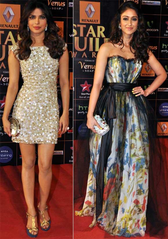 Priyanka Chopra, Ileana D'Cruz