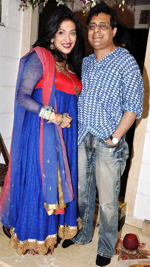 Rituparna Sengupta and Sanjay Chakraborty