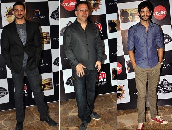 Arunoday Singh, Roshan Abbas, Gaurav Kapoor