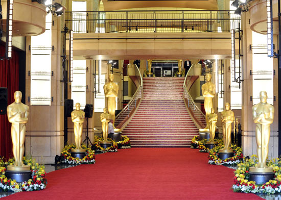 Pix Inside Dolby Theatre Home Of The Oscars Rediff Com