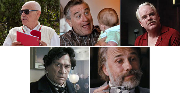 Alan Arkin, Robert De Niro, Philip Seymour Hoffman, Tommy Lee Jones, Christoph Waltz