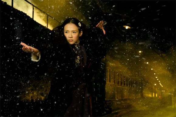 A scene from The Grandmaster