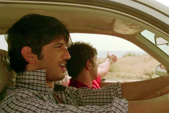 A scene from Kai Po Che