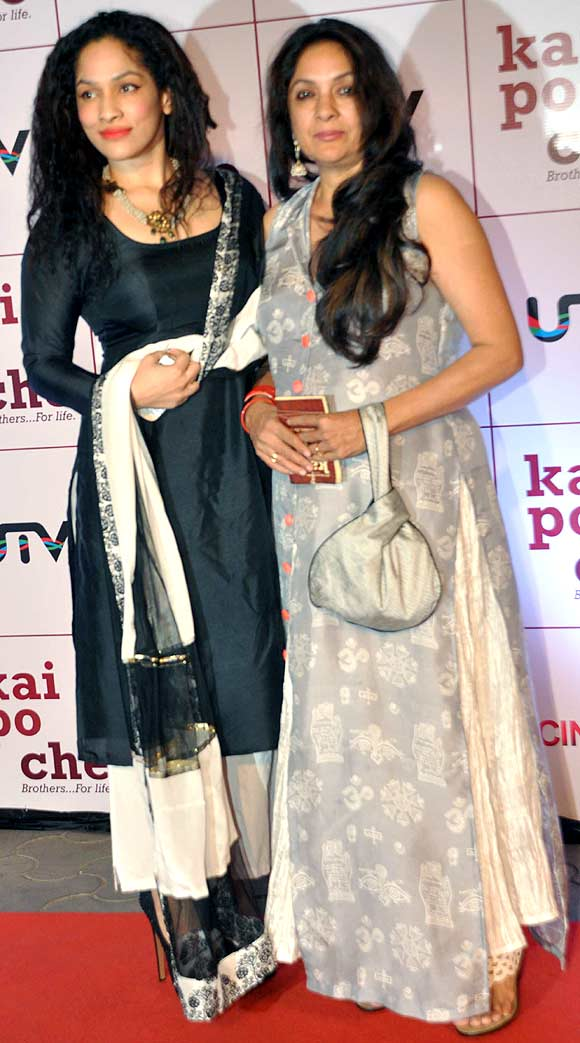 Masaba and Neena Gupta