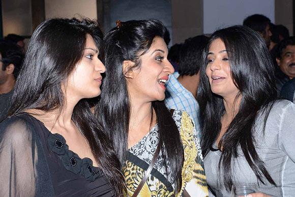 Seiya Gautam, Vimala Raman and Priyamani