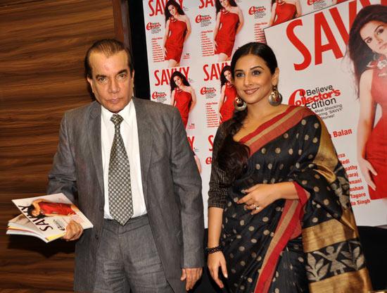 Nari Hira and Vidya Balan