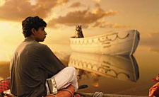 A scene from Life Of Pi