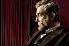 Daniel Day Lewis in Lincoln