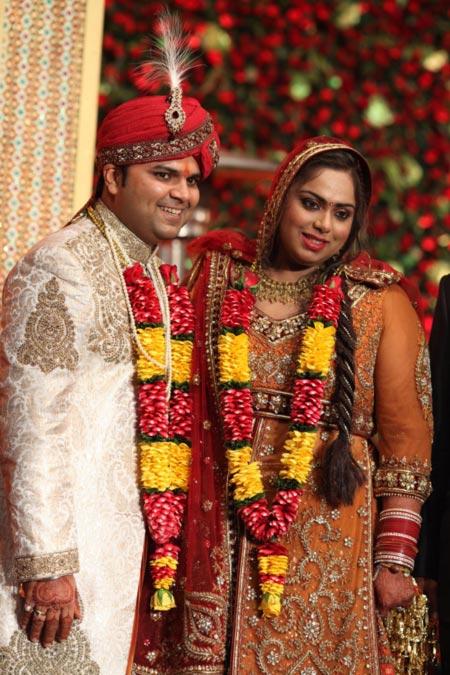 Sakshee Pradhan and Abhishek Nadkarni