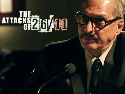 Movie poster of The Attacks Of 26/11