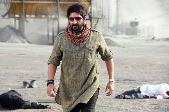 Arshad Warsi in Zilla Ghaziabad