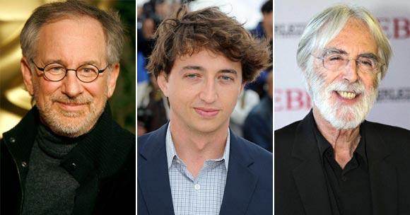 Steven Spielberg, Benh Zeitlin, Michael Haneke