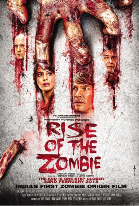 Poster of The Rise of Zombie