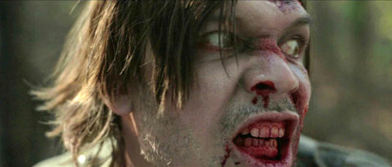Luke Kenny in The Rise of The Zombie