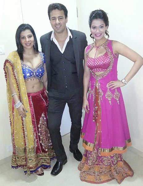 Sambhavna Seth, Aryan Vaid and Payal Rohtagi