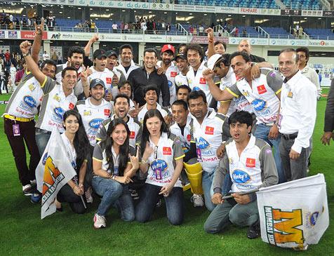 The Mumbai Heroes team