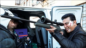 A scene from Vishwaroopam