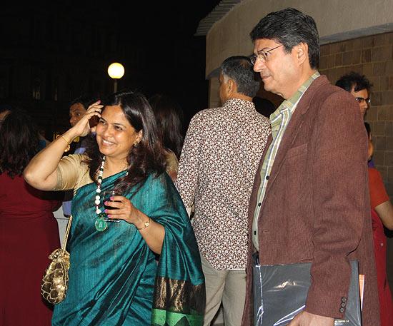 Kanwaljeet Singh (right)