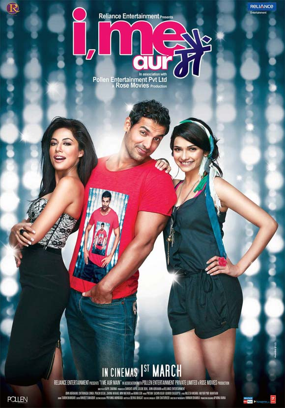 Movie poster of I Me Aur Main