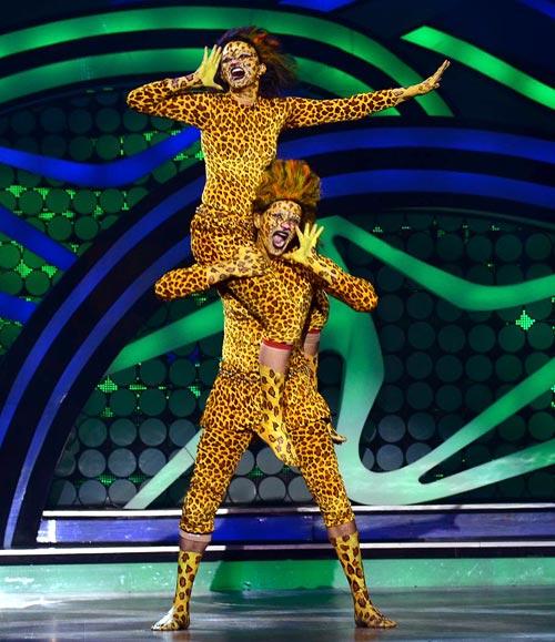 Suhasi Goradia and Jaisheel Dhami