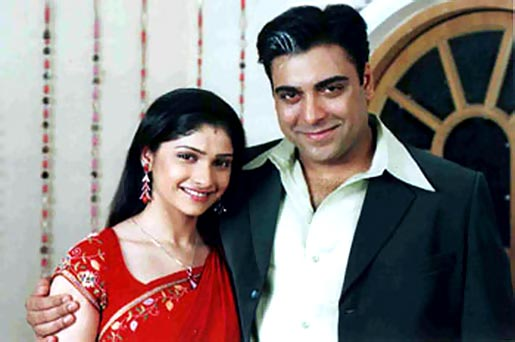 Prachi Desai and Ram Kapoor in Kasamh Se