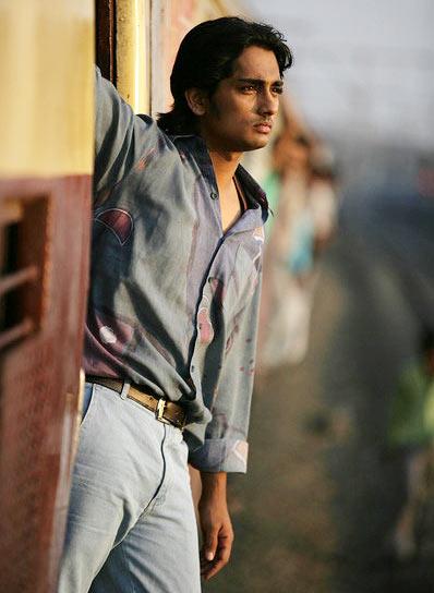 Siddharth in Striker