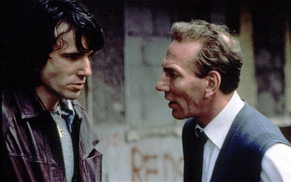 Daniel Day-Lewis (left) in In The Name Of The Father