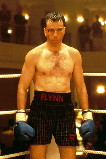 Daniel Day-Lewis in The Boxer