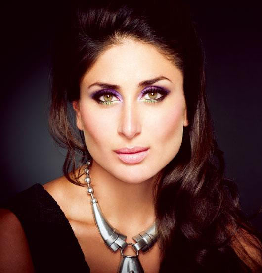 Kareena Kapoor in the Lakme ad