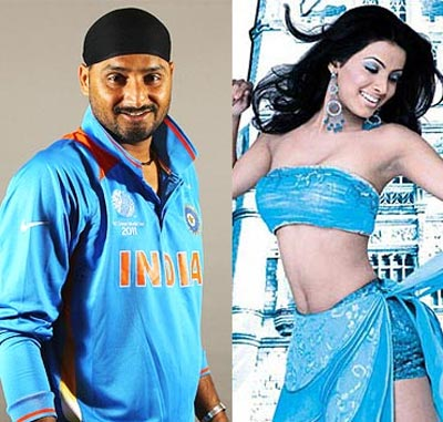Harbhajna Singh and Geeta Basra