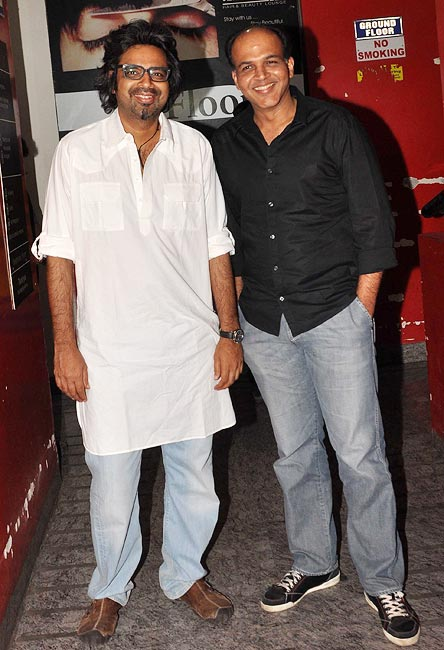Avinash and Ashutosh Gowariker